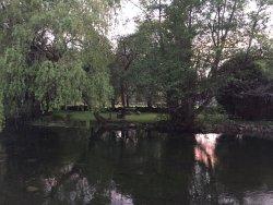 Parque y Nacimiento de La Fuentona en Ruente