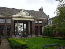 Hofjeswandeling in Haarlem