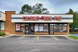 Cousins Pizza Pub