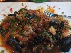 Jambalaya--Delicious!!