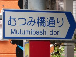Mutsumibashi Shopping Street