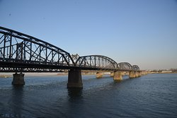 Yalu River Broken Bridge
