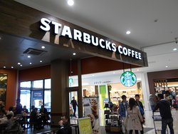 Starbucks Coffee, Lazawalk Kai Futaba