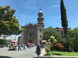 Iglesia Templo del Carmen