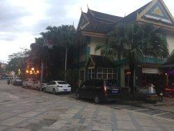 国际风情美食酒吧街