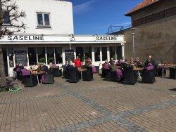 Restaurant og cafe Saseline