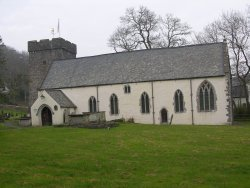 St Cadoc's church
