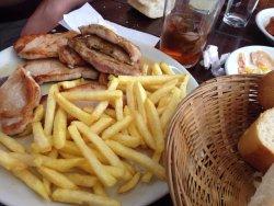 Cafeteria restaurante Porfirio