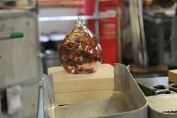 Glassblowing & Paperweight making