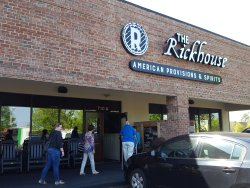 The Rickhouse American Provisions and Spirits