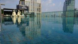 Great New Hilton Hotel in Sukhumvit
