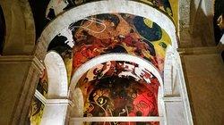 Pintura Mural de Alarcon. Unesco