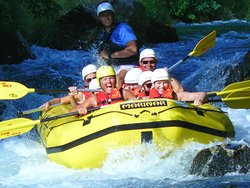 CroActive Rafting Tour