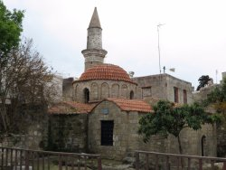 Byzantine Church of St. Spyridon