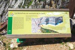 Sendero del Nacimiento del Rio Castril