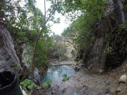Parque acuatico La Gloria Tolantongo