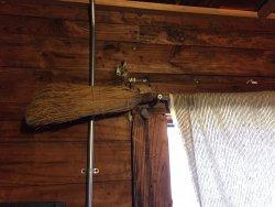 Broom curtain rod 😄