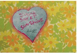 Sugar Sweet Sunshine