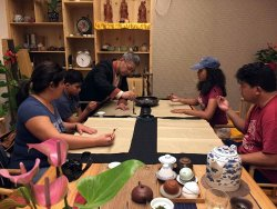 Chinese Kung Fu & Calligraphy Learning Class