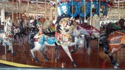Richland Carousel Park - Mansfield, Ohio