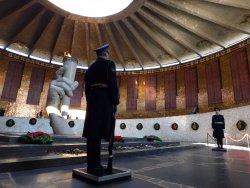 Battle of Stalingrad Historical and Memorial Memorial Estate