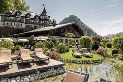 Hotel Ebner's Waldhof am See