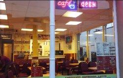 Crescent Cafe.