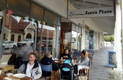 Kate's Place makes you feel right at home!