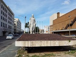 Simon Bolivar Monument