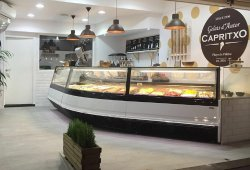 Gelats d'Autor Capritxo ice cream shop