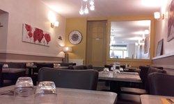 première salle du restaurant