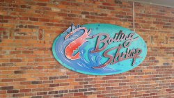 The Boiling Shrimp
