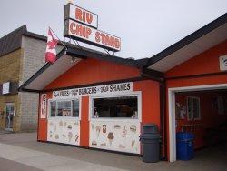 Riv Chip Stand