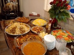 Persian Dinner