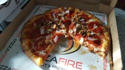 Pizza Fire