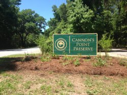 Cannon's Point Preserve