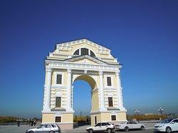 Triumphal Arch Moscow Gates