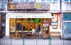 Indalo Cafe