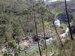 Percurso junto ao Rio Ocreza