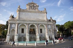 Fontana dell'Acqua Paola