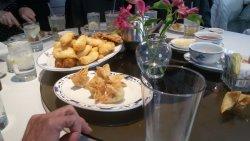 Una ristorazione cinese coi fiocchi.