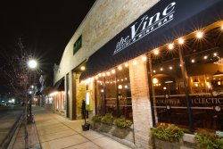 The Vine Martini & Wine Bar
