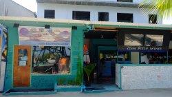 Icom offfice on maafushi island