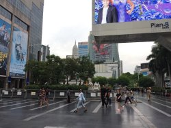 View from Central World