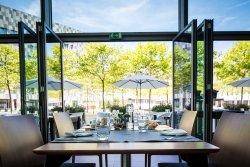 La Table Du Belvedere