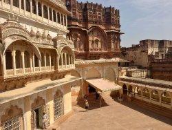 Mehrangarh-Festung
