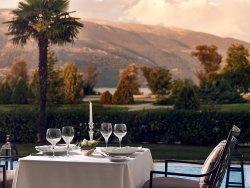 Du Sel at Hotel du Lac