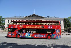 CitySightseeing Norway