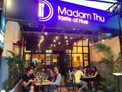 Madam Thu Restaurant