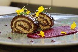 foie gras čokoláda